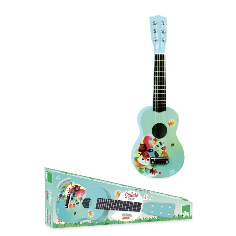 guitare musicale jouet