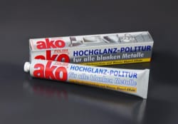 Accessoire pour Instruments à vents Cuivres - AKO POLISH WENOL - Cleaning product for all shiny metals - Accessory - di-arezzo.com