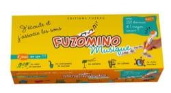 Jeu musical pour enfant - FUZOMINO MUSIC FUZEAU - Accessory - di-arezzo.co.uk