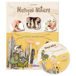 Jeu musical pour enfant - LUTHERIE PERPETUELLE Booklet with CD FUZEAU - Accessory - di-arezzo.co.uk