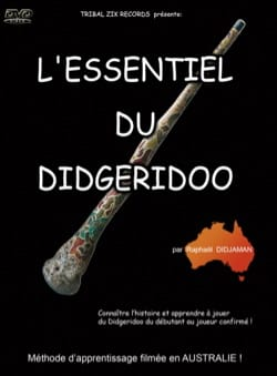 Instrument de Musique : Didgeridoo - DVD: THE ESSENTIAL OF THE DIDGERIDOO - Accessory - di-arezzo.com