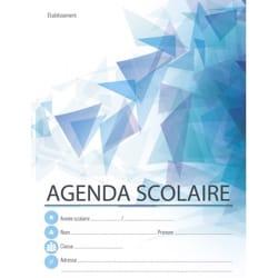 Agenda Scolaire FUZEAU - Papeterie Musicale - laflutedepan.com