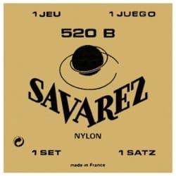 Cordes pour Guitare Classique - JEU de Cordes pour Guitare SAVAREZ CARTE BLANC tirant faible - Accessoire - di-arezzo.fr