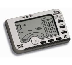 Accordeur pour Guitare - Tuner and Chord Dictionary QWIK TUNE for GUITAR - Accessory - di-arezzo.com