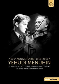 Yehudi MENUHIN - THE VIOLIN OF THE CENTURY - DVD - Sheet Music - di-arezzo.com