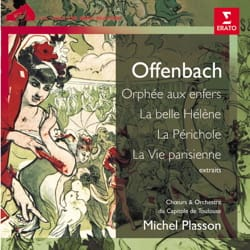 Jacques OFFENBACH - Excerpts from Operettes - CD - Sheet Music - di-arezzo.com