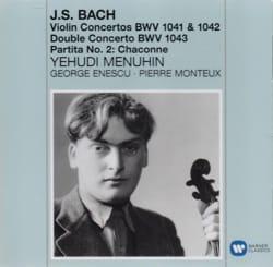Jean-Sébastien BACH - Violin Concertos 1 - 2 - Concerto 2 violins - Chaconne - Sheet Music - di-arezzo.co.uk