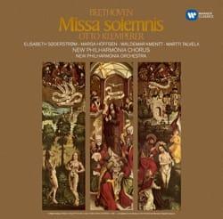 Missa Solemnis - Opus 123 - Ludwig van BEETHOVEN - laflutedepan.com