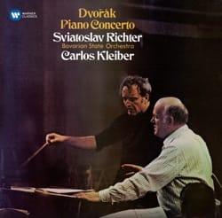 Antonin DVORAK - Franz SCHUBERT - Piano Concerto - Fancy Wanderer - Sheet Music - di-arezzo.com