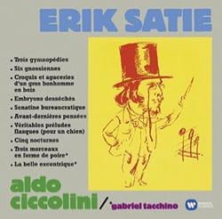 Erik SATIE - Werke für Klavier - Aldo CICCOLINI und Gabriel TACCHINO - Noten - di-arezzo.de