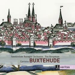 Dieterich BUXTEHUDE - Cantatas - Ton KOOPMAN - Sheet Music - di-arezzo.com