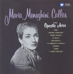 Maria CALLAS - Maria CALLAS : Lyric & Coloratura Arias - Partition - di-arezzo.fr