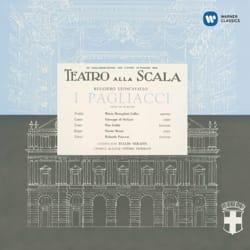 Ruggiero LEONCAVALLO - I PAGLIACCI - Maria CALLAS, Giuseppe DI STEFANO ... - Sheet Music - di-arezzo.com