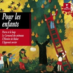 Pour les enfants - Peter and the Wolf, Carnival of the Animals, Babar, ... - Sheet Music - di-arezzo.com