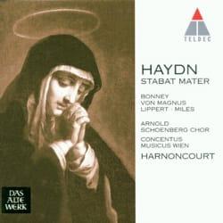 Joseph HAYDN - Stabat Mater - Nikolaus HARNONCOURT - Sheet Music - di-arezzo.co.uk