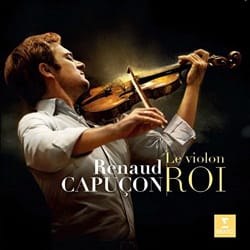 Renaud CAPUCON - The ROI Violin by Renaud CAPUCON - Sheet Music - di-arezzo.com