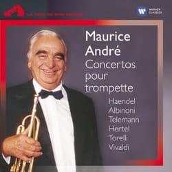 Concertos pour Trompette - Haendel, Albinoni, Telemann, Vivaldi... - laflutedepan.com