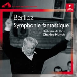Hector BERLIOZ - Fantastic Symphony - Charles MUNCH - Orchester de Paris - Sheet Music - di-arezzo.com