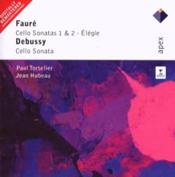 Paul TORTELIER - Sonatas of FAURÉ and DEBUSSY for Cello - Sheet Music - di-arezzo.com
