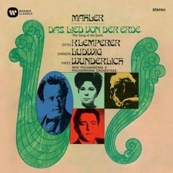 Gustave MAHLER - Das Lied von der Erde - Partition - di-arezzo.fr
