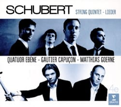 Franz SCHUBERT - SCHUBERT: Quintet and Lieder - Sheet Music - di-arezzo.com