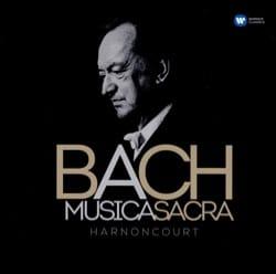 Jean-Sébastien BACH - MUSICA SACRA - HARNONCOURT - Accesorio - di-arezzo.es