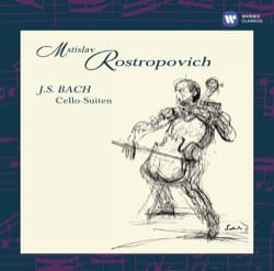 Jean-Sébastien BACH - 6 Suites for Cello - ROSTROPOVITCH - Accessory - di-arezzo.com