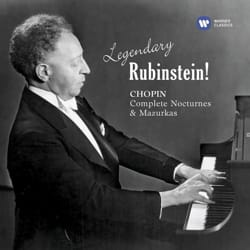 Arthur RUBINSTEIN - Legendary RUBENSTEIN! CHOPIN: Complete Nocturnes - Mazurkas - Accessory - di-arezzo.co.uk