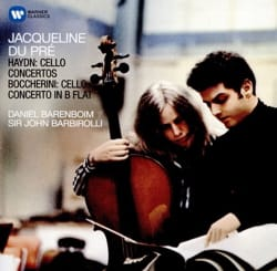 Joseph HAYDN - Luigi BOCCHERINI - 6 Suites for Cello - Jacqueline DU PRE - Accessory - di-arezzo.co.uk