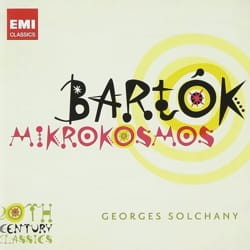 Bela BARTOK - Mikrokosmos - Georges SOLCHANY - Accessory - di-arezzo.co.uk