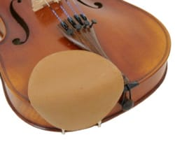 Couvre Mentonnières pour Violon et Alto - STRAD-PAD Chinrest Covers for VIOLIN and ALTO - BEIGE - Accessory - di-arezzo.co.uk