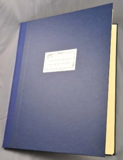 Cahier de Musique - Music Notebook - Hardcover - 12 litters - 96 pages - Stationery - di-arezzo.co.uk