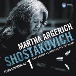 Dimitri CHOSTAKOVITCH - Martha ARGERICH : SHOSTAKOVICH - Partition - di-arezzo.fr