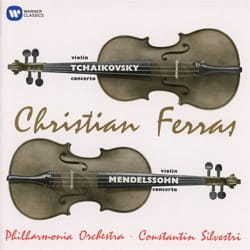 TCHAIKOVSKY & MENDELSSOHN - Concertos for Violin by Christian FERRAS - Sheet Music - di-arezzo.com
