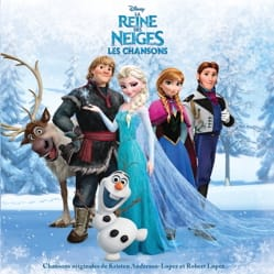 BO du Film - Frozen - Songs - Soundtrack des Films - Musikzubehör - di-arezzo.de