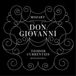 Wolfang Amadeus MOZART - DON GIOVANNI by Teodor CURRENTZIS - Accessory - di-arezzo.com