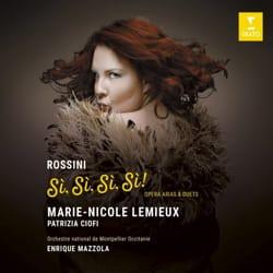Gioachino ROSSINI - Marie-Nicole LEMIEUX: Sì Sì Sì Sì! Airs - Duos of Rossini - Sheet Music - di-arezzo.com
