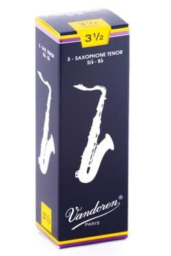 Anches pour Saxophone Ténor VANDOREN® - Vandoren SR2235 - Tenor Saxofón Reed 3.5 - Accesorio - di-arezzo.es