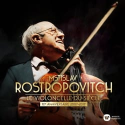 Mstislav ROSTROPOVITCH - The Cello of the Century - Mstislav ROSTROPOVITCH - Accessory - di-arezzo.co.uk