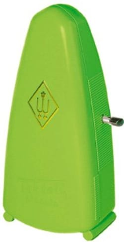 Métronome Mécanique WITTNER® - WITTNER PICCOLO Metronome: Fluo Green - Accessory - di-arezzo.co.uk