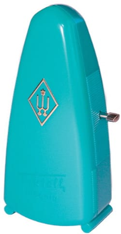Métronome Mécanique WITTNER® - WITTNER PICCOLO Metronome: Turquoise - Accessory - di-arezzo.com