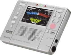 KORG TM-50TR ARGENT - Métronome et Accordeur laflutedepan