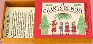Jeu musical pour enfant - 24 Songs of Christmas - Book - di-arezzo.com