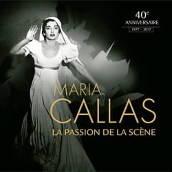 Maria CALLAS - Maria CALLAS: The passion of the stage - Sheet Music - di-arezzo.com