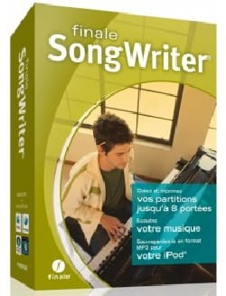 Logiciel - FINAL SongWriter - English Version - Accessory - di-arezzo.com