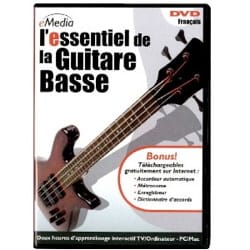 DVD - the Essential Bass Guitar - Accessory - di-arezzo.com