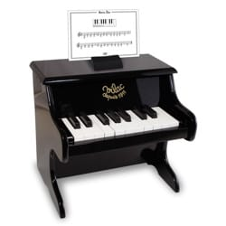 Jeu Musical pour enfant - Black Piano - Children's Toy - Accessory - di-arezzo.co.uk