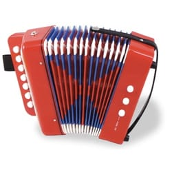 Jeu Musical pour enfant - Accordion - Child's Toy - Accessory - di-arezzo.co.uk