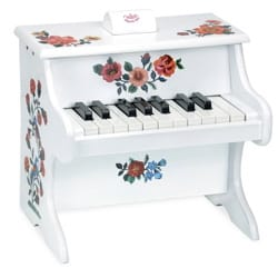 Jeu Musical pour enfant - White Piano - Children's Toy - Accessory - di-arezzo.co.uk