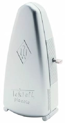 Métronome Mécanique WITTNER® - Métronome WITTNER PICCOLO : Argent - Accessoire - di-arezzo.fr